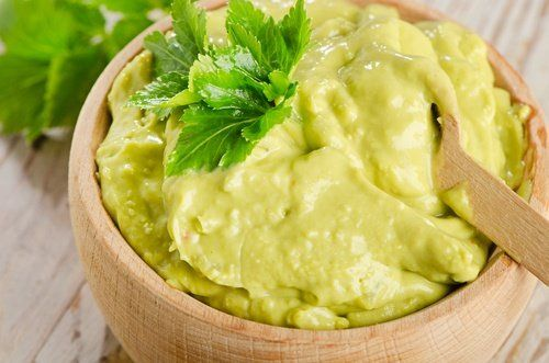 Avocado Mayonnaise Sauce