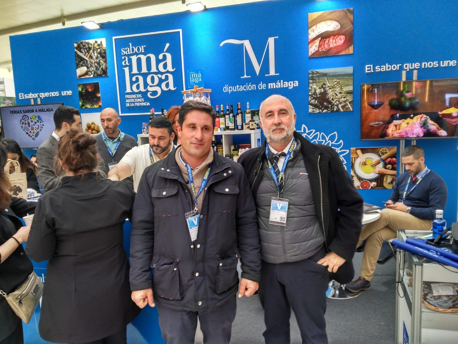 Aceites Sierpe at Madrid Fusion 2019