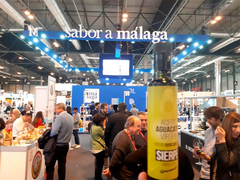 Read more about the article Sierpe Oils visits Madrid Gourmet 2019